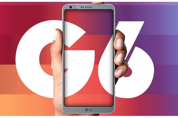 Compre un LG G6 libre por solo 399$