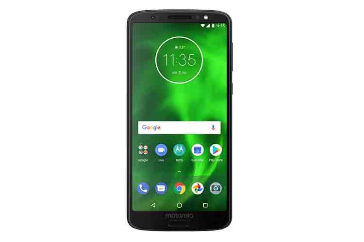 Reparar Motorola Moto G6