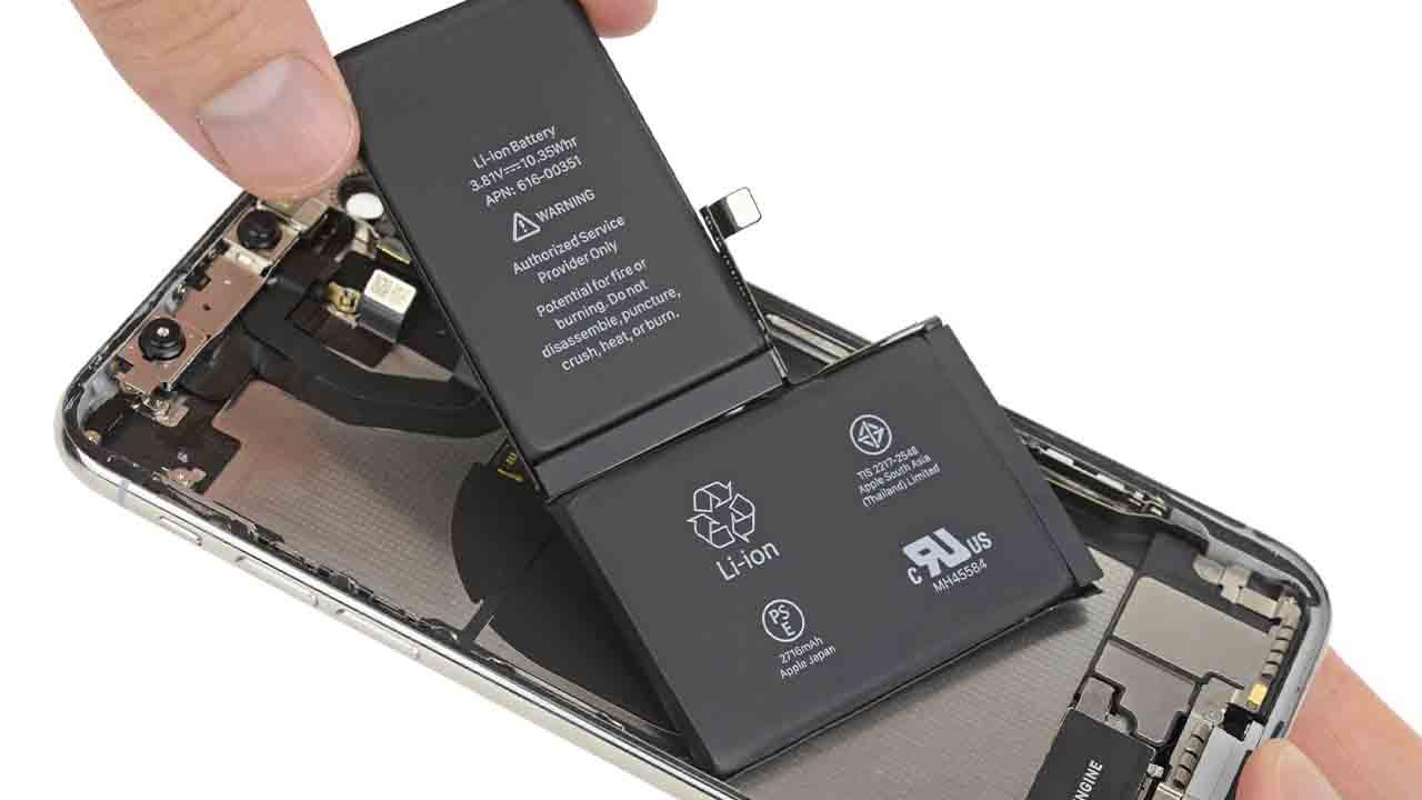 Cambiar la batería de mi iPhone en Barcelona ¿Qué tengo que hacer?