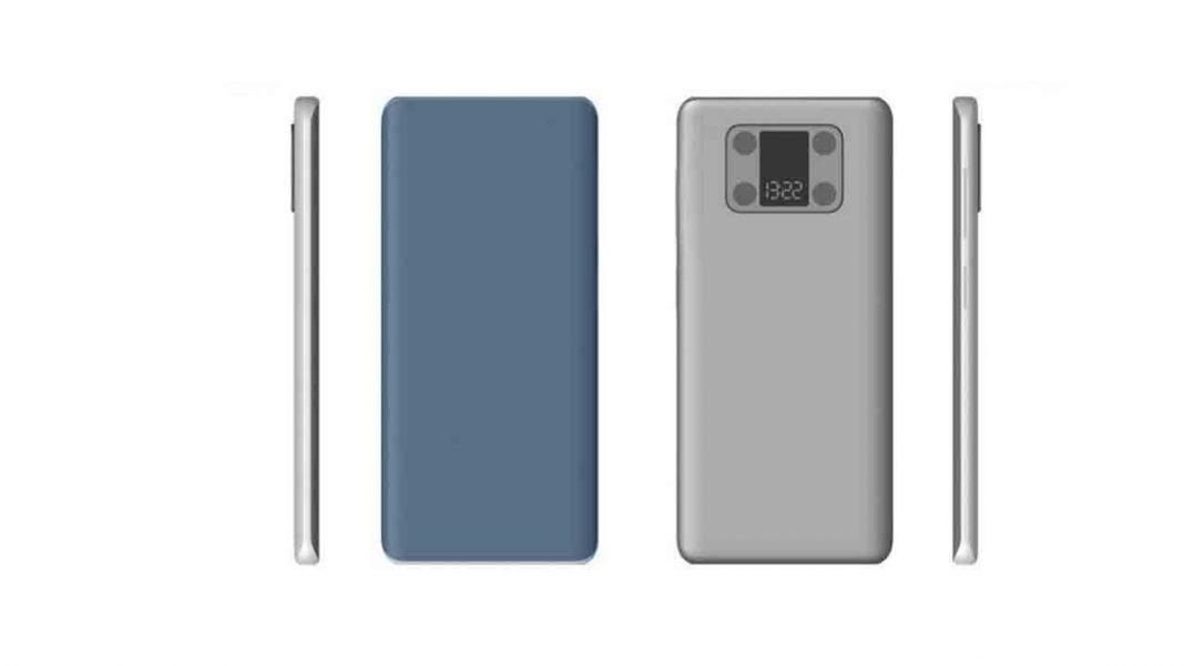 ¿Es el Huawei P50 Pro el que tiene una mini pantalla alrededor de la cámara cuádruple?