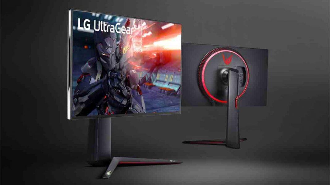 LG presenta el primer monitor GTG 4K IPS 1 MS del mundo para juegos