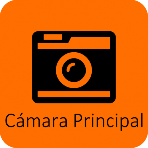 Cambiar camara Iphone 8