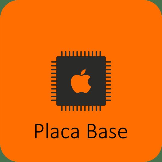 cambio placa base iphone 11