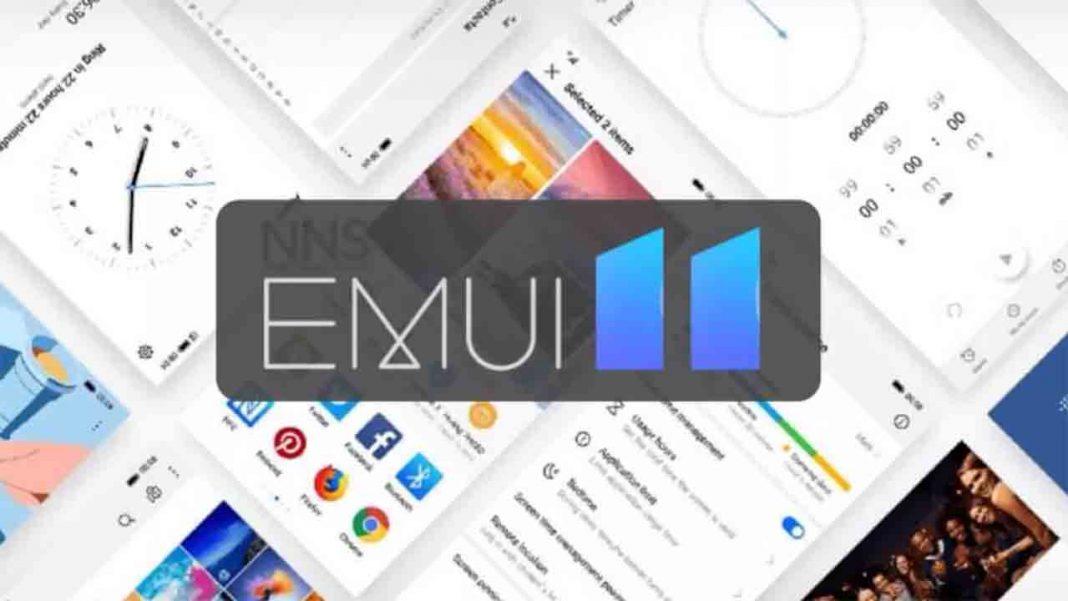 EMUI 11 Beta para Huawei P40 y Mate 30