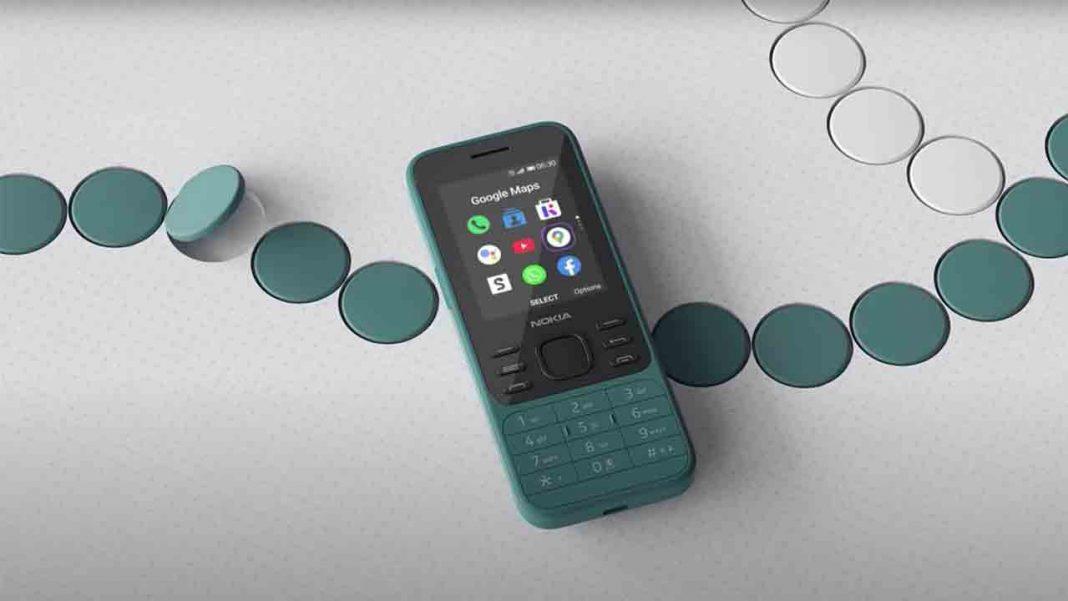 Especificaciones oficiales del Nokia 8000 4G