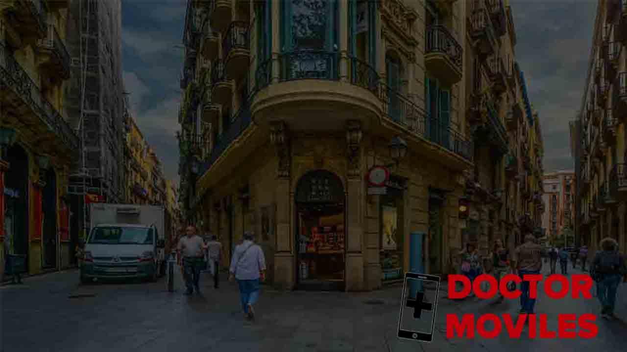 Reparar móvil en Ciutat Vella de Barcelona