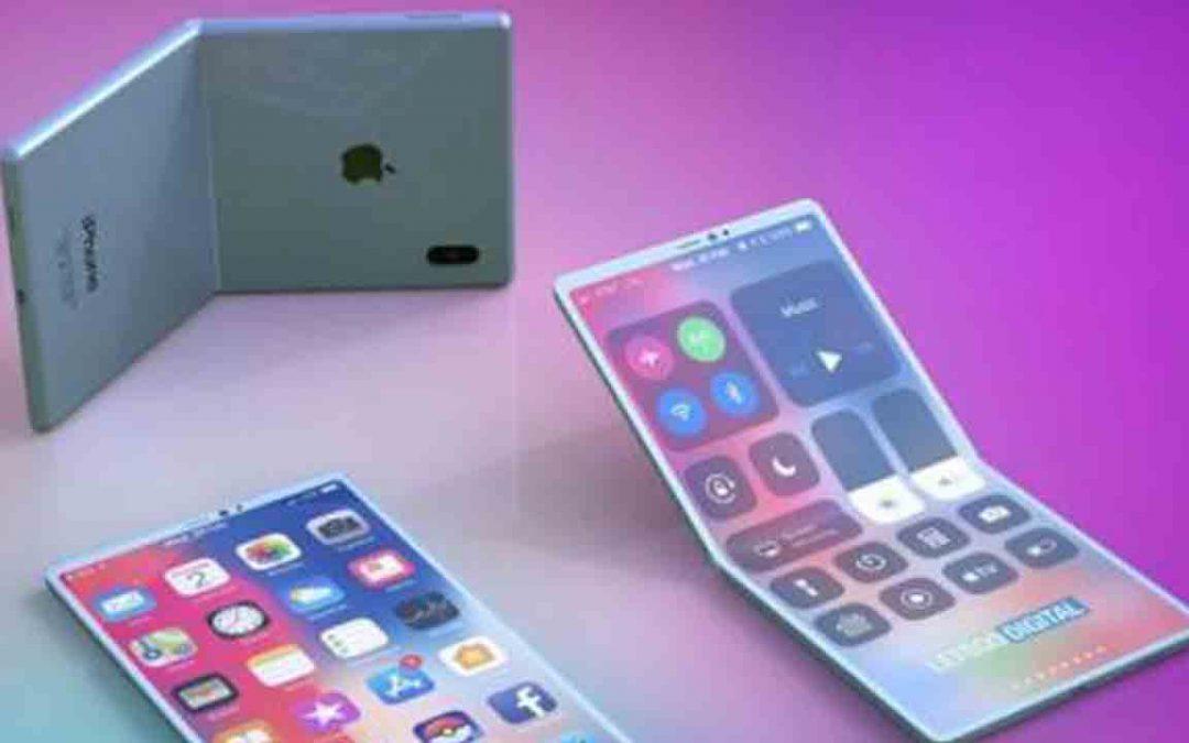 Apple trabaja con LG para desarrollar una pantalla para el iPhone plegable
